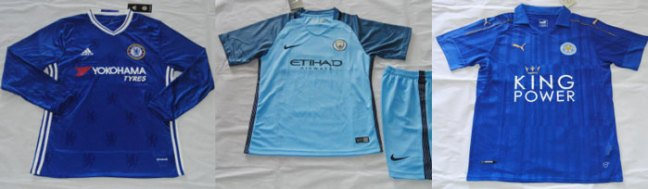 goedkope premier league shirts
