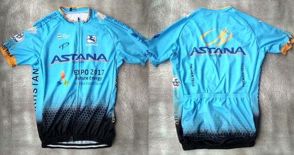 fietsshirt astana goedkoop wielrenshirt kopen uit china