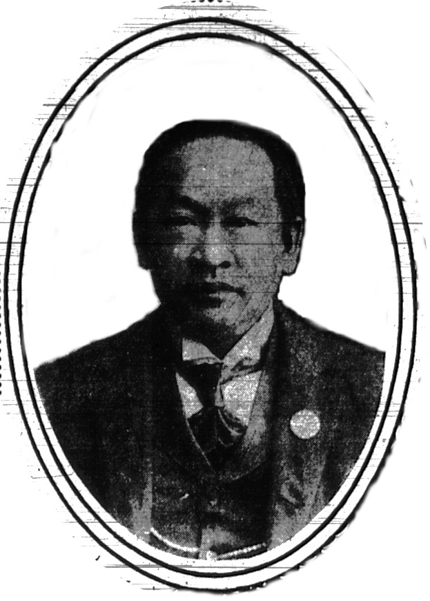 Lew King Seattle Times 1906