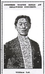 William Lai, Oregonian Feb 7 1909