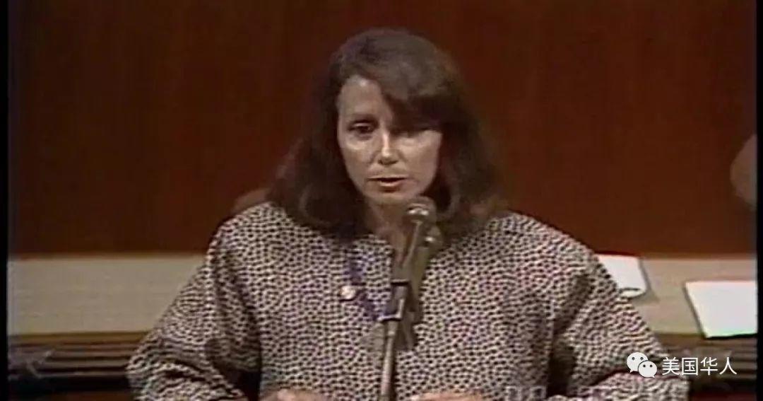 刚柔并济的铁娘子——她是美国最有权力的女人