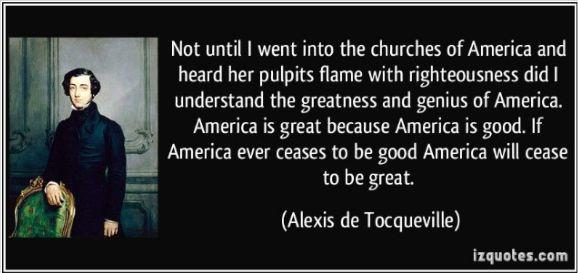 """当前美国的""""基督教国家主义""""是否合乎基督教?"""