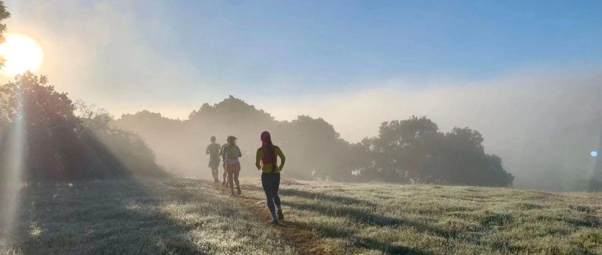 期待明天会更好——北加州跑步爱好者的歌声给我带来了希望