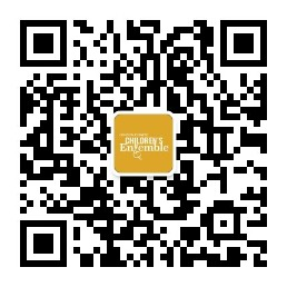 QR Code for WeChat Official Page
