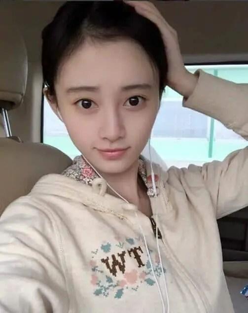 Most Beautiful Chinese Woman鞠婧袆11