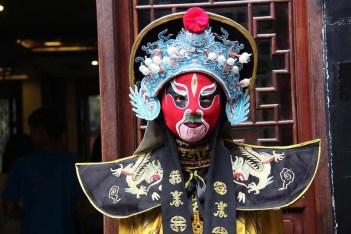 yzenith chinese food blog-china travel-jinli street-sichuan opera