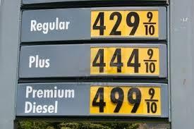 316 - 美国加油常识:87号油=中国92号油