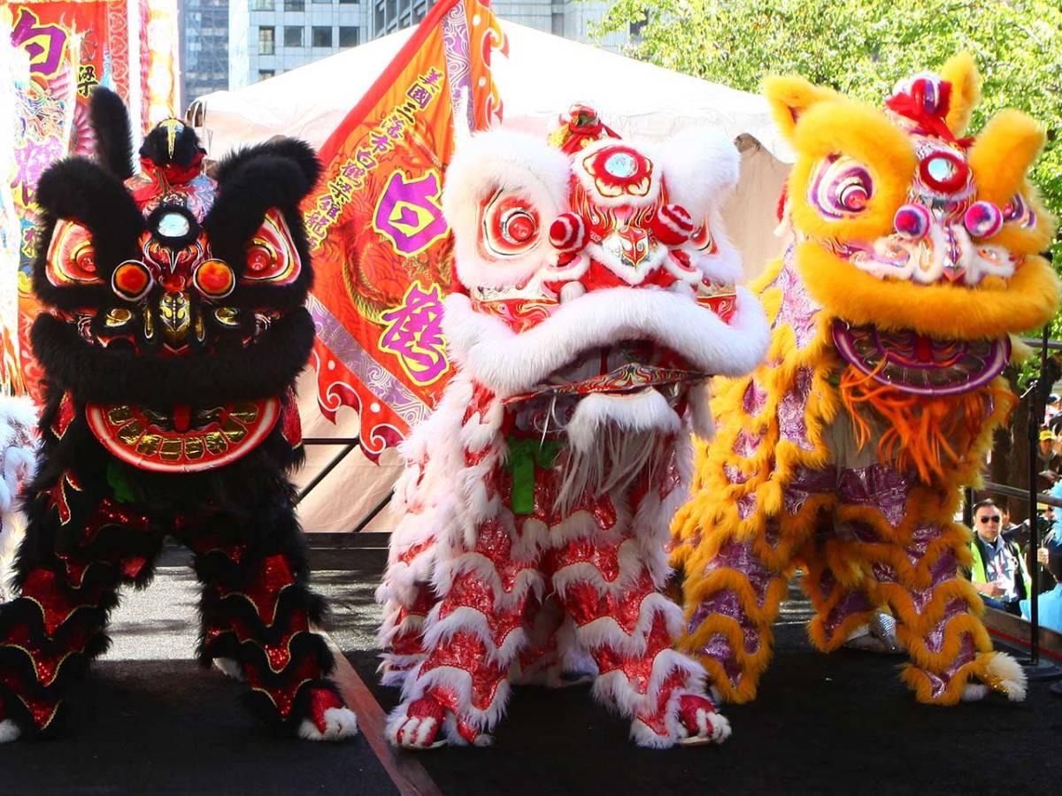 chinese new year parade chinese new year parade