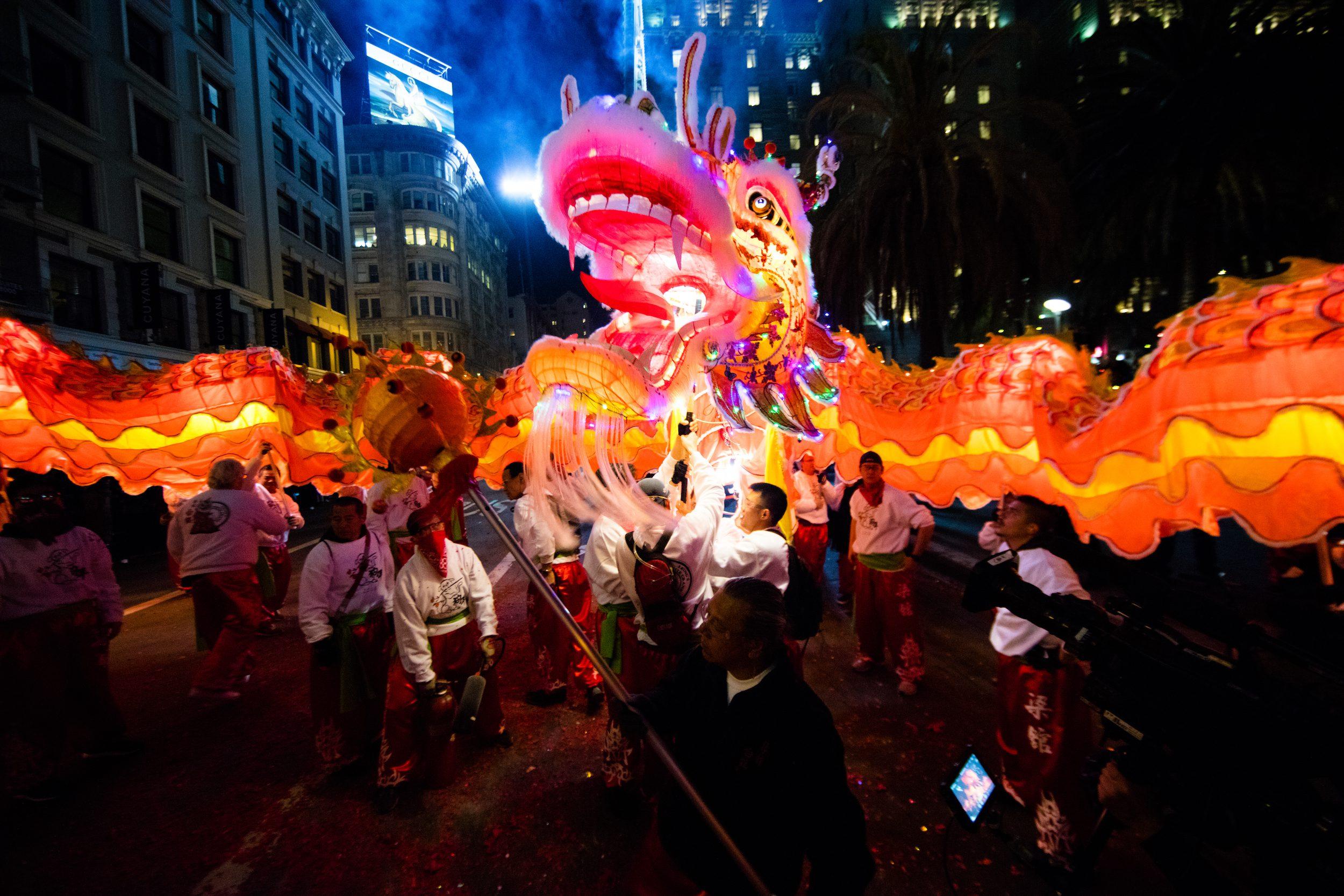 Chinese New Year 2020 Nyc.Chinese New Year Parade