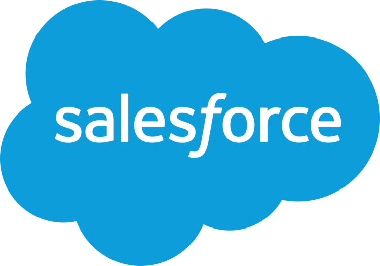 Salesforce Corporate Logo RGB