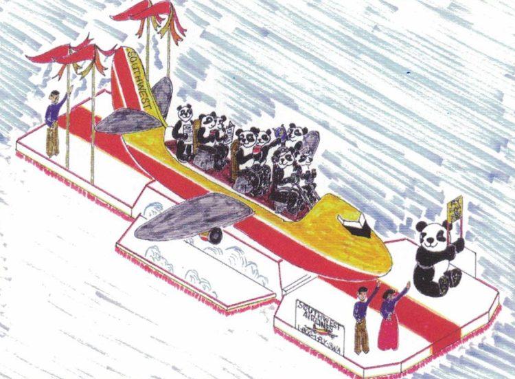 SWA Float 1997
