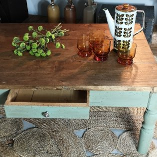 Ancienne table basse