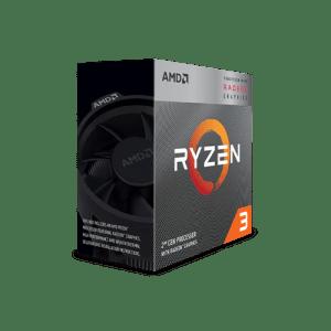 AMD Ryzen™ 3-3200G with Radeon™ Vega 8 Graphics