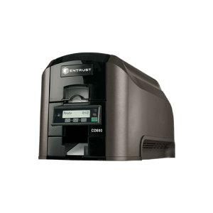 Entrust CD800 Card Printer (fomrerly Datacard® CD800™ card printer)