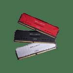 Crucial Ballistix 16GB DDR4-3000 MHz