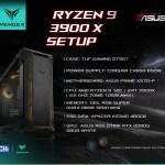 Config Ryzen 9 3900x