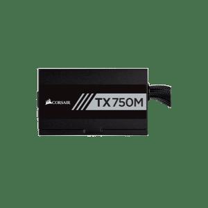 Corsair TX-M Series™ 750 Watt 80 Plus® Gold