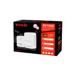 Tenda PH10-AV1000 AC Wi-Fi Powerline Extender Kit