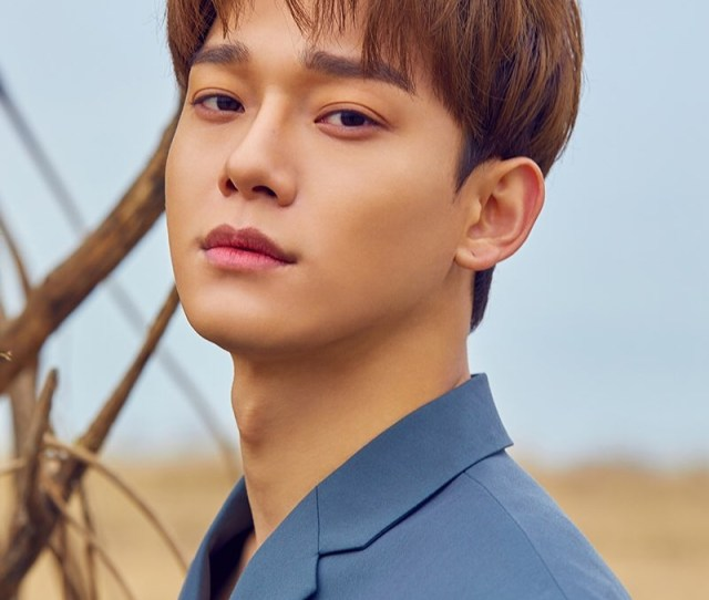 International Exo L S Support Exo Chen Chingu To The World