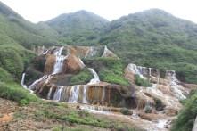 Golden Waterfalls