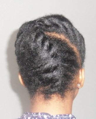 Blow-dry Updo_5