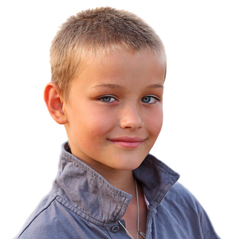Short-Simple-Kids-Hairstyle