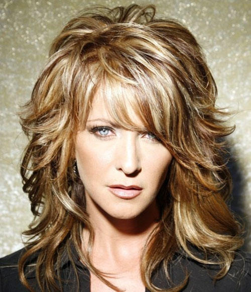 Trendy-layered-hairstyles-for-women