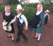 Mennonite Children