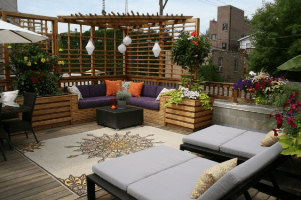 Sprucing Up Your Outdoor Living Space