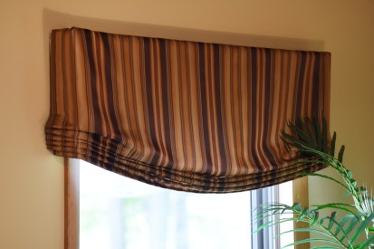 Custom shades and blinds are both design-focused and functional.