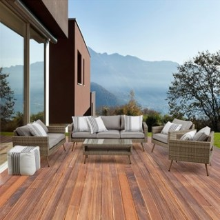 Outdoor seating - CH Interior Designs