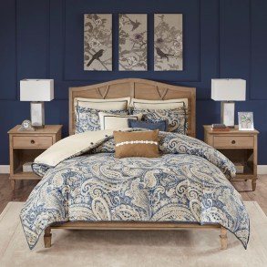 navy-blue-bedding-paisley-color-of-the-year