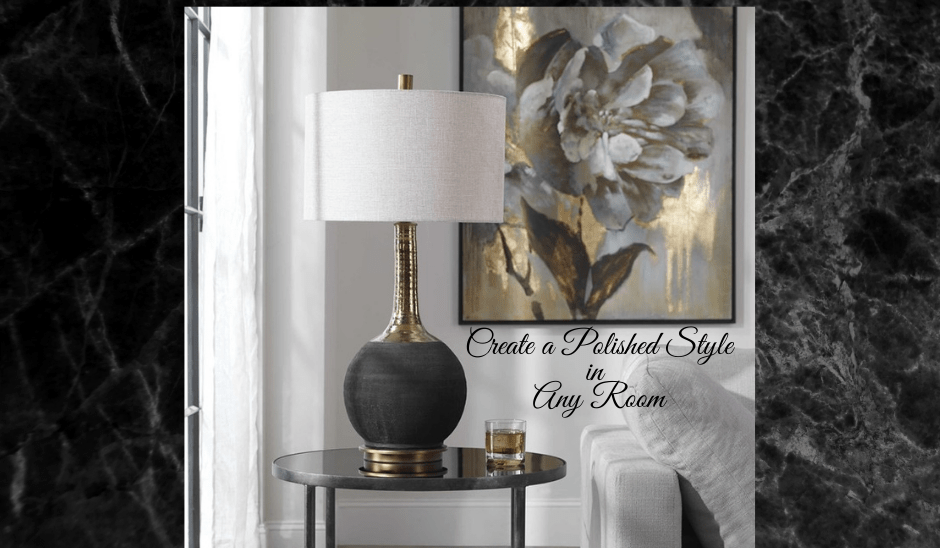 Create a Polished Style in Any Room