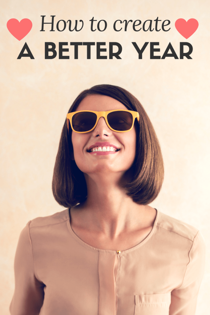 Ever wondered how to create a great year, where you get to set and achieve the right goals? Here are three steps to help you create a more effective and intentional new year
