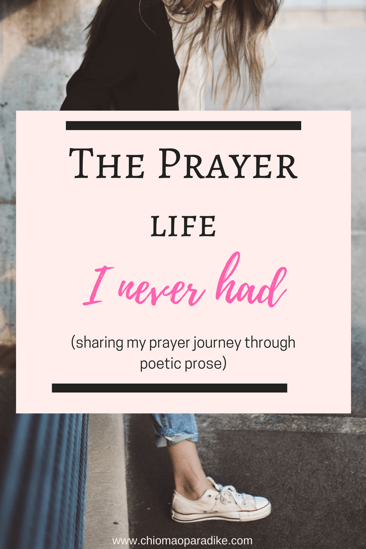 Are you looking to grow your prayer life and to invest in your relationship with God? Then this post will be a wonderful reminder of the journey to growth and why we should embrace our quiet time with God.