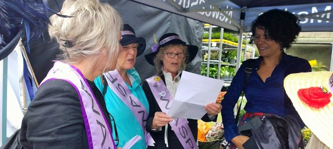Petition urging the Government to make fair transitional pension  arrangements for women born in the 1950s