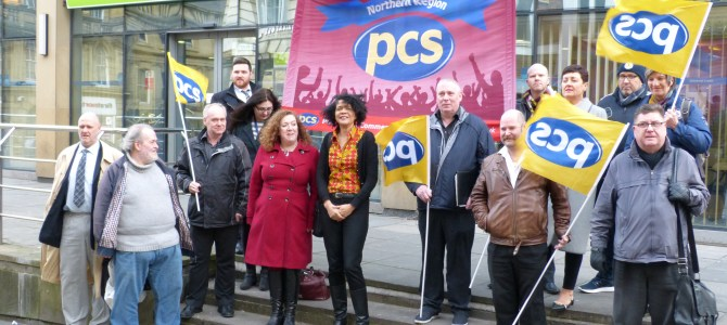 Chi calls for West End Jobcentre to be kept open