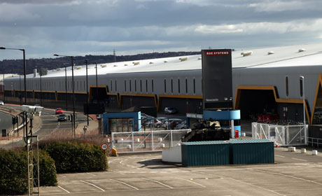 Chi Onwurah MP meets Business and Defence Ministers over BAE Scotswood, Newcastle