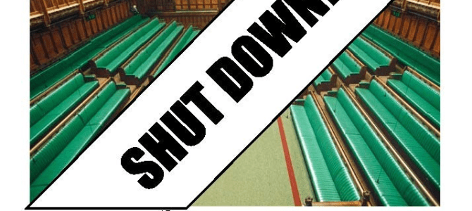 People's Parliament – we wont go ahead as Parliament is re-opened