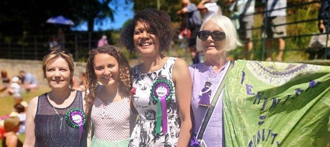 Womens Gala in Durham's Wharton Park