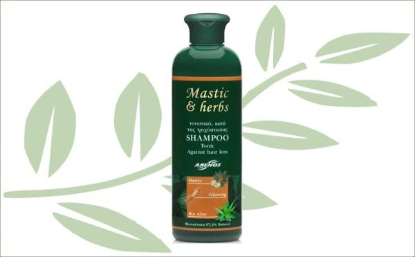 Shampoo tegen haaruitval