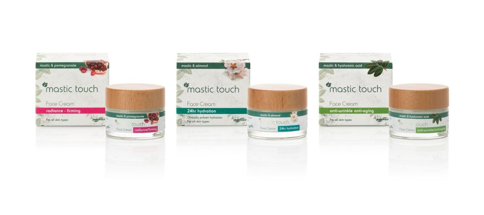 Mastic Touch gezichtscrème