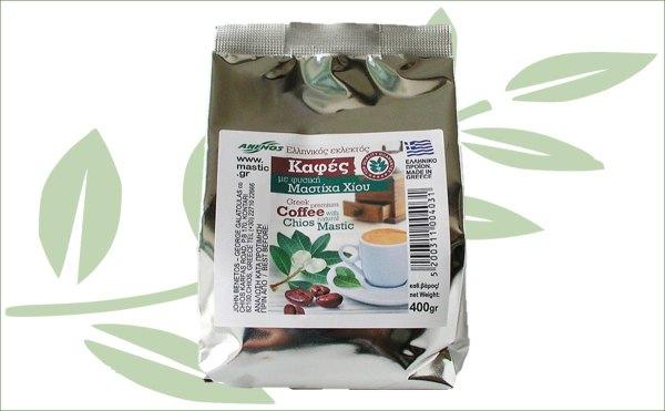 Griekse mastiek koffie