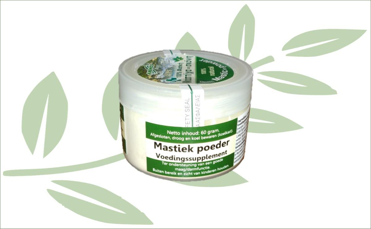 masticha poeder 60 gram