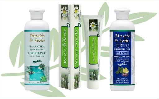 Mastic&herbs