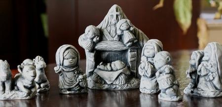 Nativity_set_from_volcanic_ash