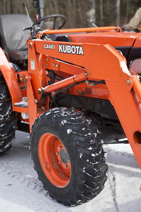 Kubota LA481 3