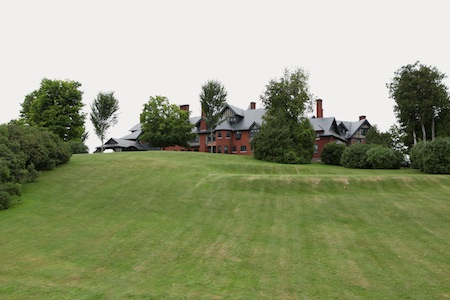 Shelburne Farms house