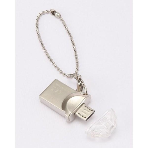 Oraimo CG-32AR - 32GB OTG Flash Drive - Silver