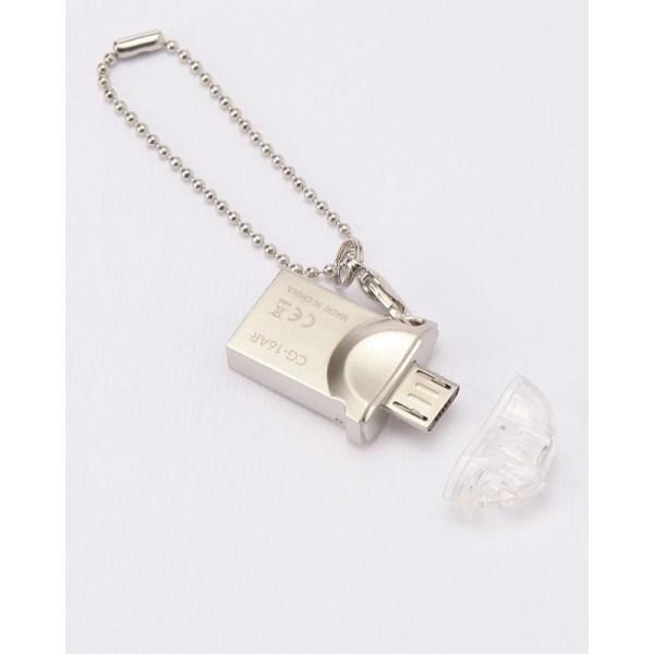 Oraimo CG-16AR - 16GB OTG Flash Drive - Silver